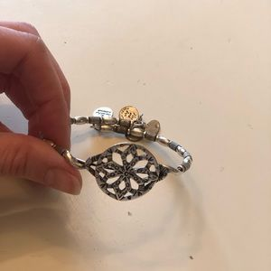 Alex and Ani limited edition eternity bracelet